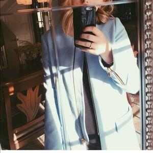 Zara long jacket